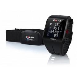 V800 wersja HR - Zegarek sportowy z GPS