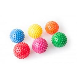 Piłki sensoryczne EASY GRIP 6szt. GYMNIC