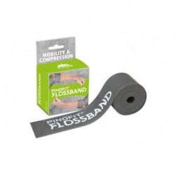 Taśma Flossband 5 cm x 2 m szara