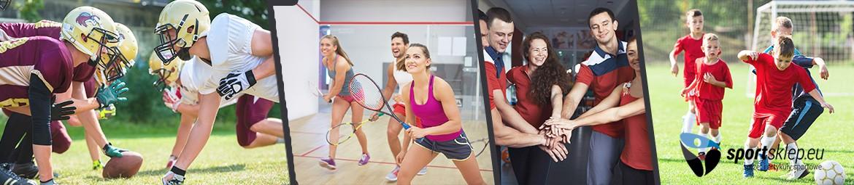 Gry i sporty towarzyskie